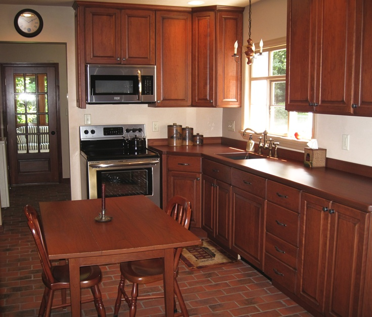 9 Best Wood Countertops With Back Splashes Images On Pinterest Wood Countertops Wood Counter