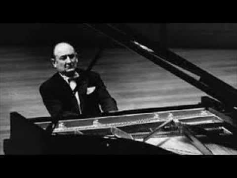 Nikita Magaloff plays Chopin Sonata No. 3 in B minor Op. 58