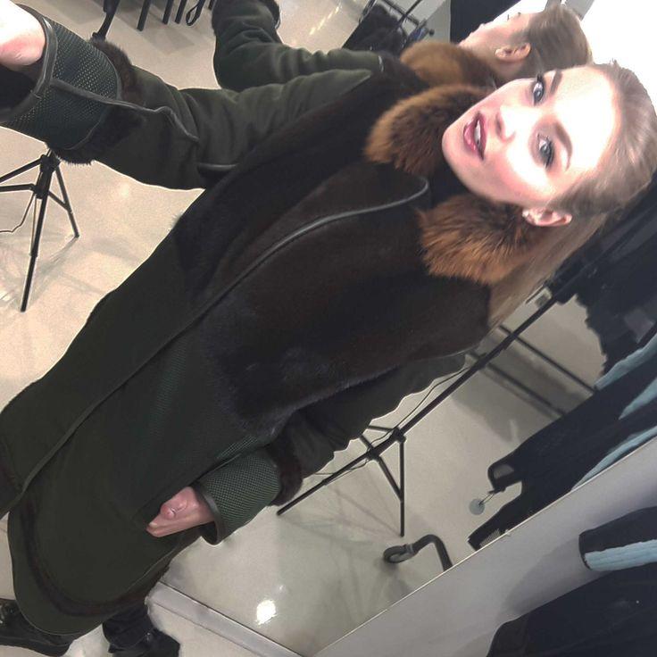 AVANTI FURS - P-UTOPIA NEW Mink Jacket мех шуба #avantifurs #fur #fashion #mink #luxury #musthave #мех #шуба #стиль #норка #зима #красота #мода #topfurexperts