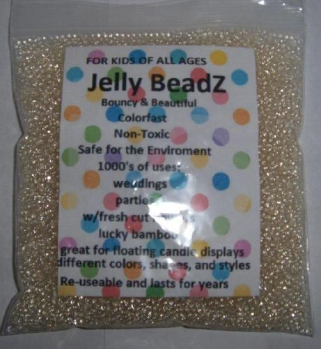 1lb. Jelly Beads (Tm) Water Gel- Clearly Clear