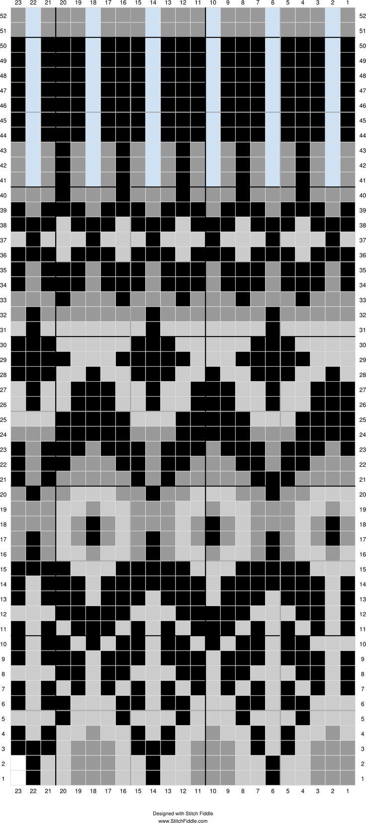 icelandic pattern