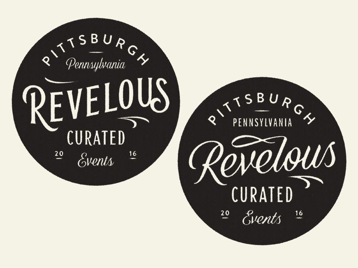 Revel by Simon Walker #Design Popular #Dribbble #shots