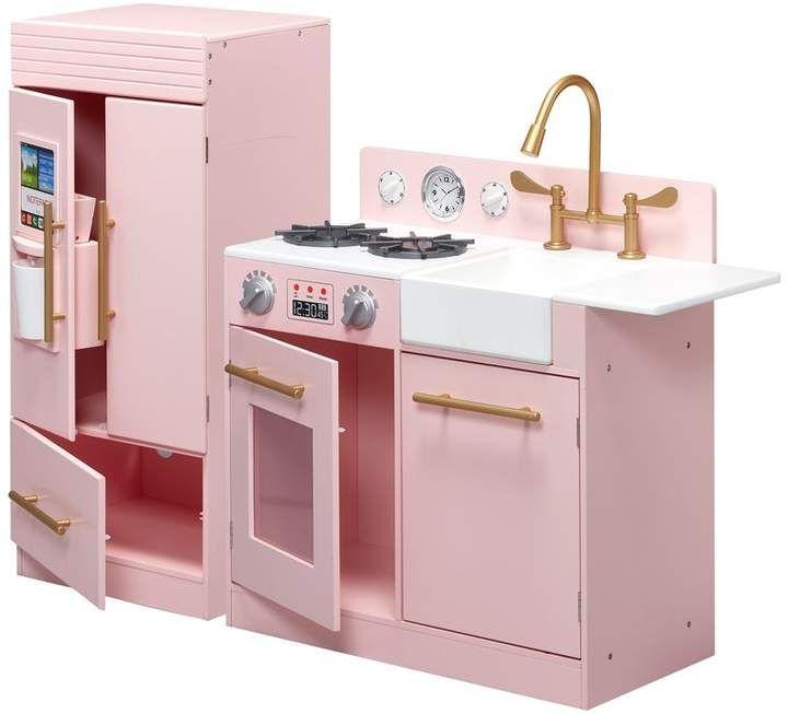 Urban Adventure Play Kitchen Set Joss Main In 2020 Play Kitchen Play Kitchen Sets Kids Play Kitchen