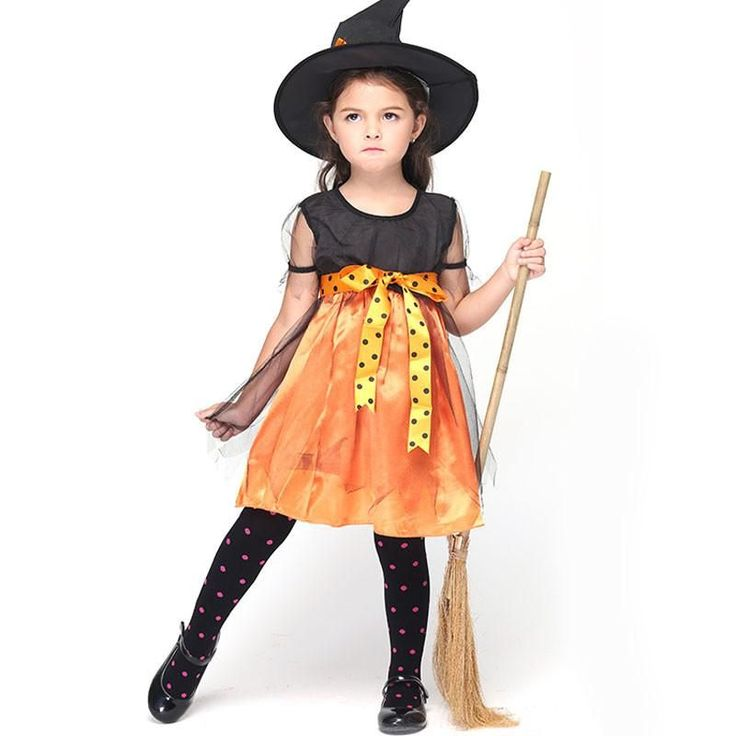 Here you have http://www.nice-and-cool.com/products/halloween-costumes-children-girl-witch-costume-dress-hat-bow-knot-party-cosplay-fancy-fantasia-infantil-clothing-for-girls-kids?utm_campaign=social_autopilot&utm_source=pin&utm_medium=pin our newest cool item Kids Halloween Wi...! #Costumes