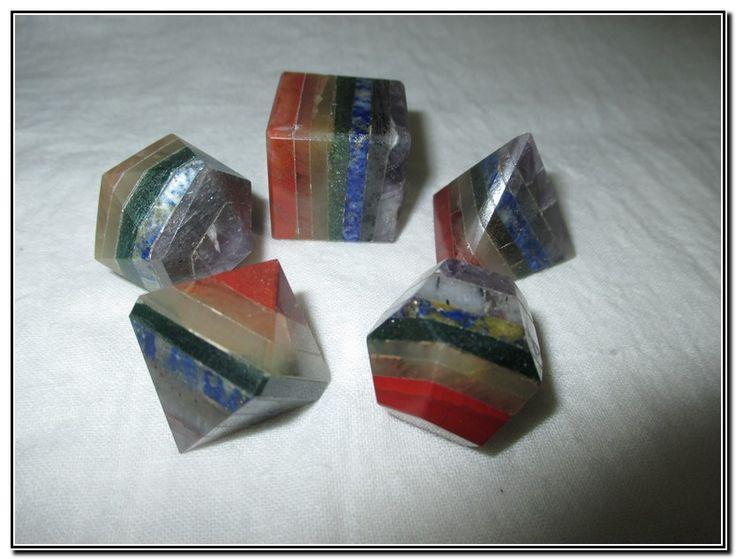 Chakra Bonded Geometry Sets