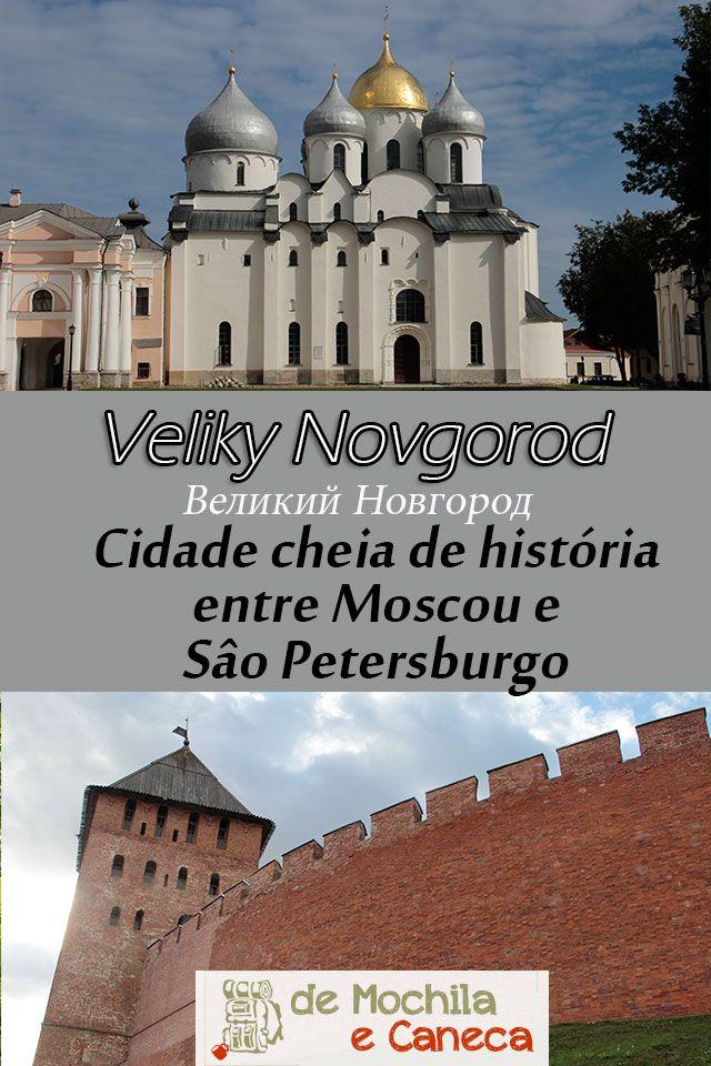 Veliky Novgorod (Великий Новгород) é uma das cidades mais antigas e mais participativas na história da Rússia, aliás, é impossível falar da história da Rússia, sem mencionar Veliky Novgorod. Nós estivemos conhecendo esta histórica cidade localizada entre Moscou e São Petersburgo e contamos tudo pra vocês.