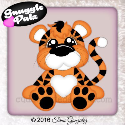 Snuggle Palz Tiger