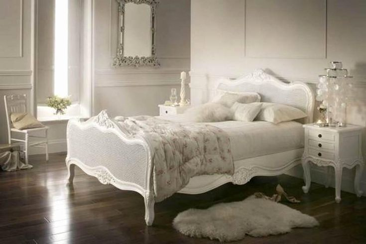 Vintage Bedroom Decor, White Wicker Bedroom Furniture Used