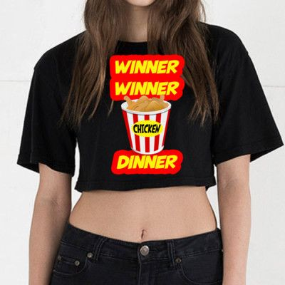 Winner, Winner, Chicken Dinner! A classic catch cry and now Novel Prints gives you a loud and proud version in our funny t-shirt range. Available from both our US and Aussie factories in an amazing array of styles and colours.  #funny t-shirt #winner #fashion