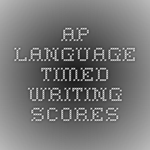 ap english language essays 2012 Tips on taking the ap english language exam after scoring 1,190 ap english language essays this month,  2012 (141).
