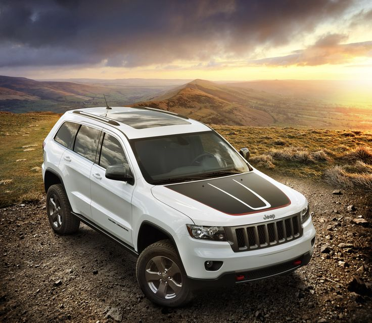 2013 Jeep Announces Grand Cherokee Trailhawk And