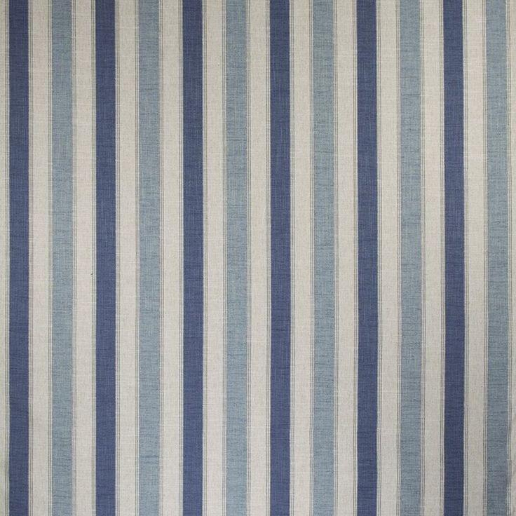 Warwick Fabrics : AXELLA, Colour DENIM