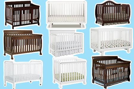 9 Best Cribs for Baby!