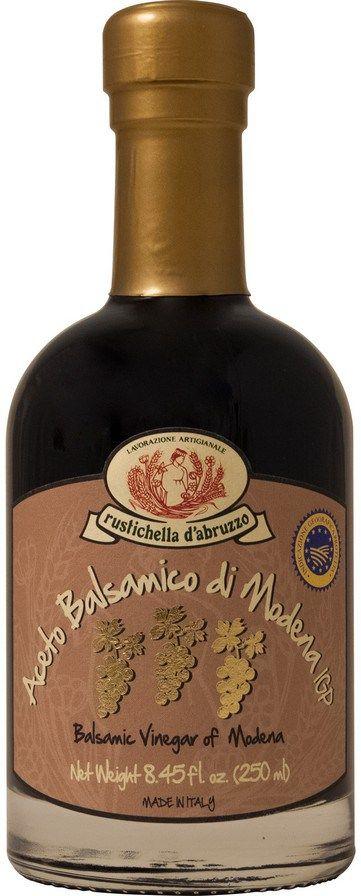 """PGI Balsamic Vinegar """"gold"""" / Aceto Balsamico I.G.P. """"oro"""" ml 250 - 17.30 € inc. VAT / IVA Compresa"""