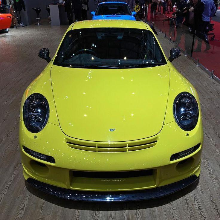 2016 Porsche 911 Turbo RUF RtR 802hp  بورش 911 توربو تعديل ار يو اف  #Porsche #911 #turbo #ruf #geneva #swiss #car #بورش #تيربو #سيارات #تصويري #جنيفا #معدل #سويسرا by caaars__