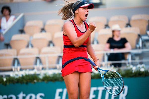 Sofia Kenin Tennis Player 00267 Tennis Players Tennis Players