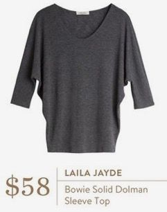 Love this style sweater. I saw someone with something similar but with slits in the sides. I love it!