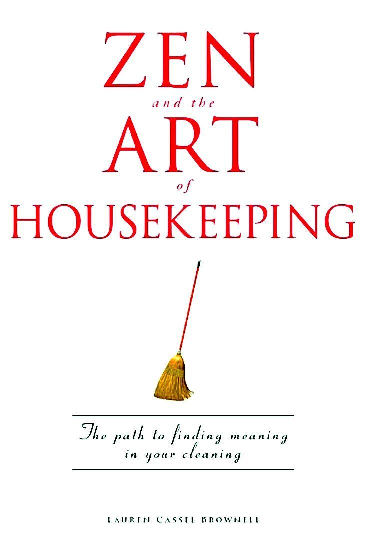 I read this book instead of cleaning my house. It was a very zen experience, lol.