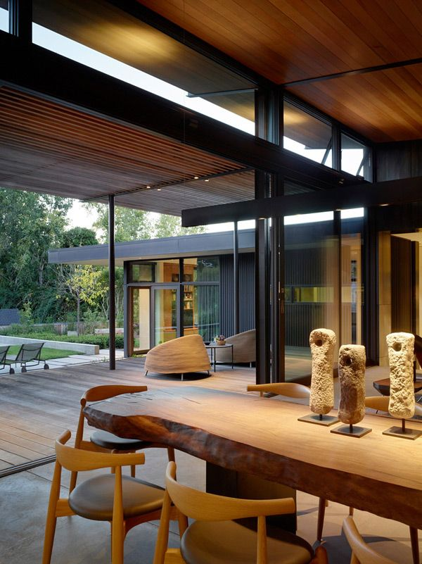 Mill Valley Courtyard Residence / Aidlin Darling Design