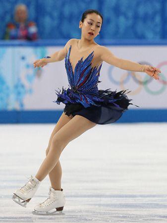 ソチオリンピック Yahoo! JAPAN - 銀のヨナ 表現力で突き放せず、ソトニコワは高い技術点で逆転(スポニチアネックス)
