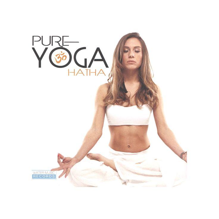 Various - Pure yoga hatha (CD)