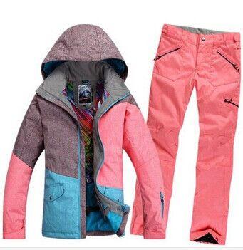 Womens ski jackets and pants on sale
