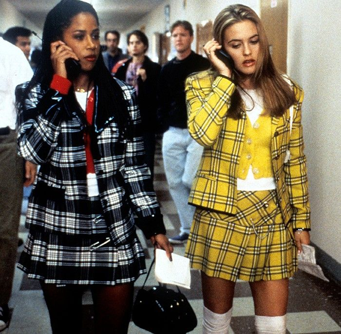Whether you're Cher or Dionne, we think Clueless is the perfect 90's throwback costume!
