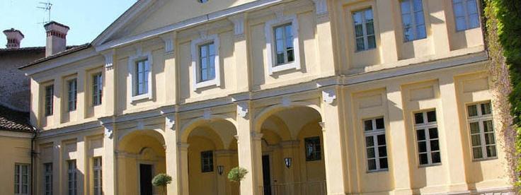 Castello Di San Sebastiano Po - B Torino Piemonte, hotel villa d'epoca provincia Torino, Piemonte