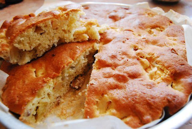 Era solo un anno a casa: La torta di Comida alle mele desuete ....di Scake