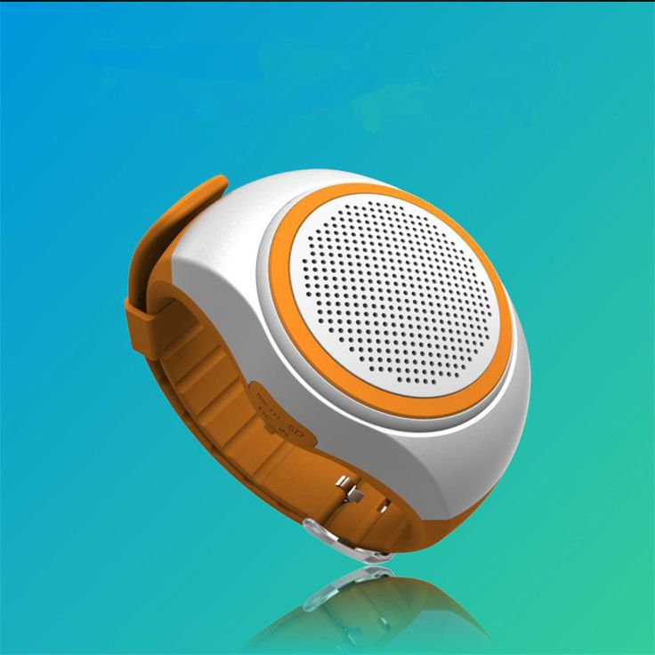 B20 Bluetooth Watches Speakers Wireless Stereo Speaker Outdoor Sports Qatch Mini-Car Smart Card Running Small Portable Speaker
