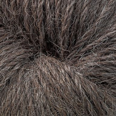 undyed brown