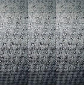 MOSAICOS DEGRADE: DEGRADE DECO VARIATION GRIS 33x33 cm Caja: 8 piezas