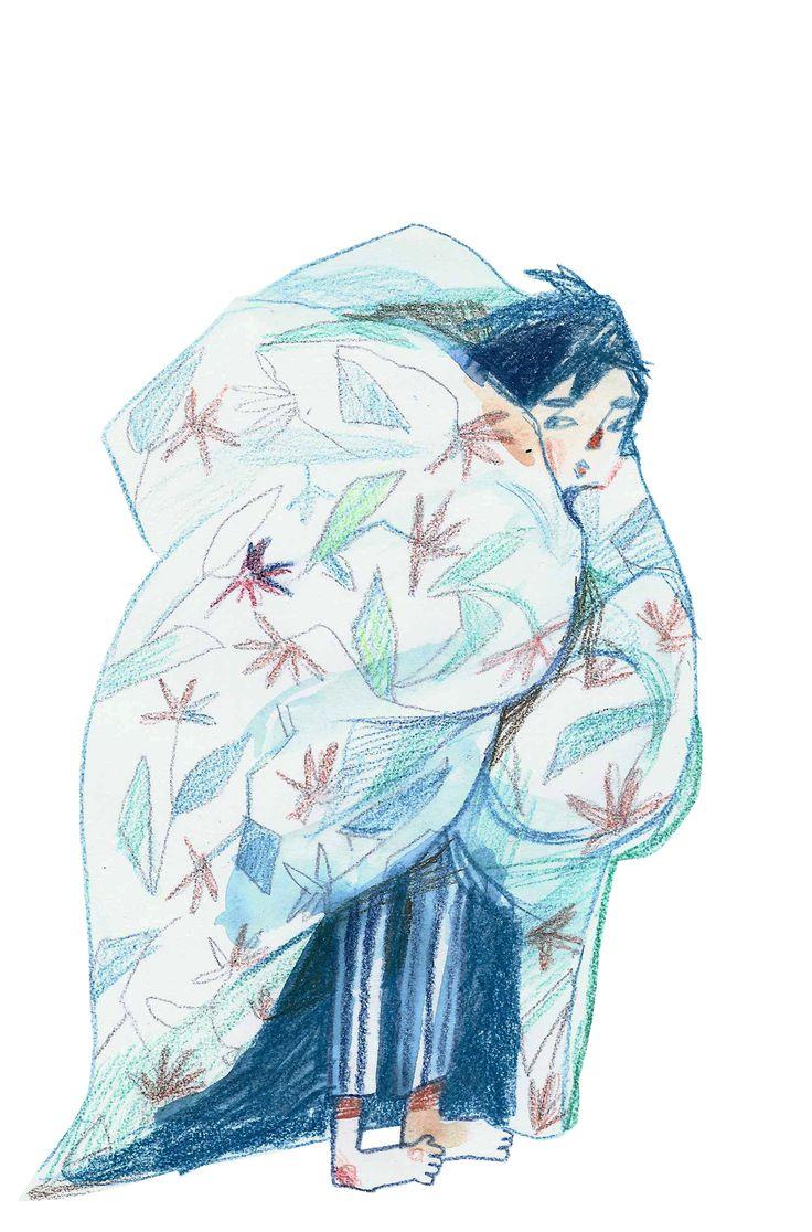 "Illustration for ""My adventures V. Swchwrm"" by Toon Tellegen"