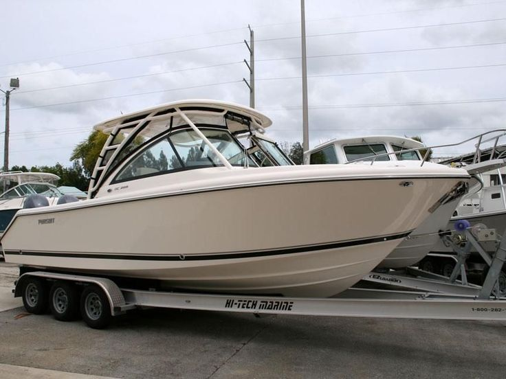 2014 Pursuit DC 265 Dual Console Power Boat For Sale - www.yachtworld.com