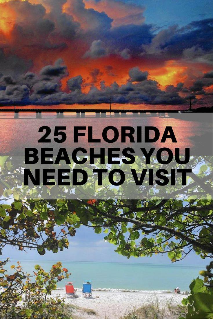 Best 25 Florida Beaches Ideas On Pinterest Beaches In Florida Florida And Florida Vacation