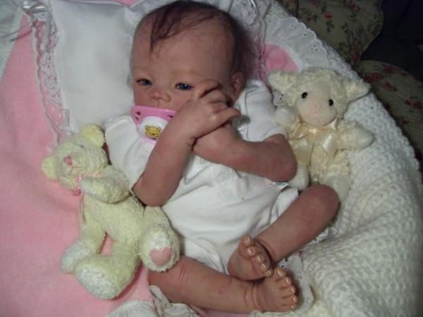 207 Best Images About Reborn Babies Realistic Dolls On