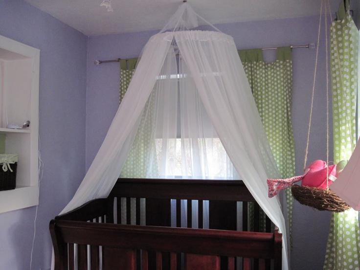 Diy Crib Canopy Tutorials
