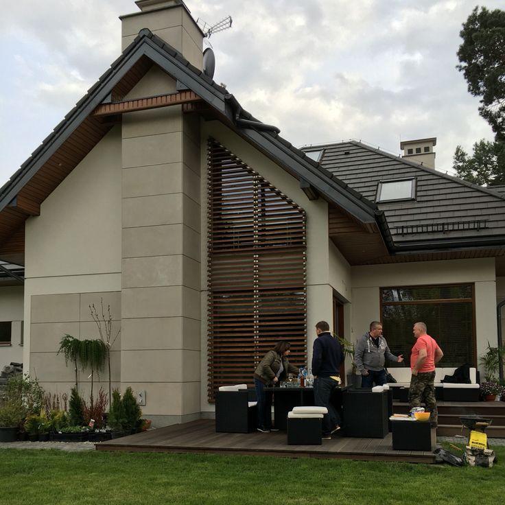 Contemporary passive house