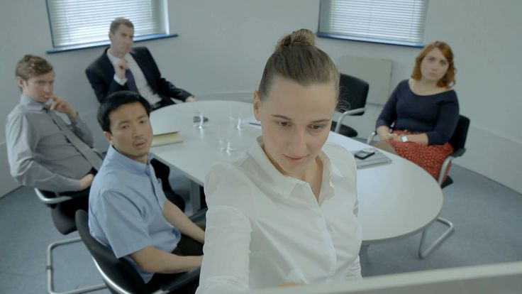 The Expert, A Hilarious Sketch About the Pain of Being the Only Engineer in a Business Meeting - yep been there....