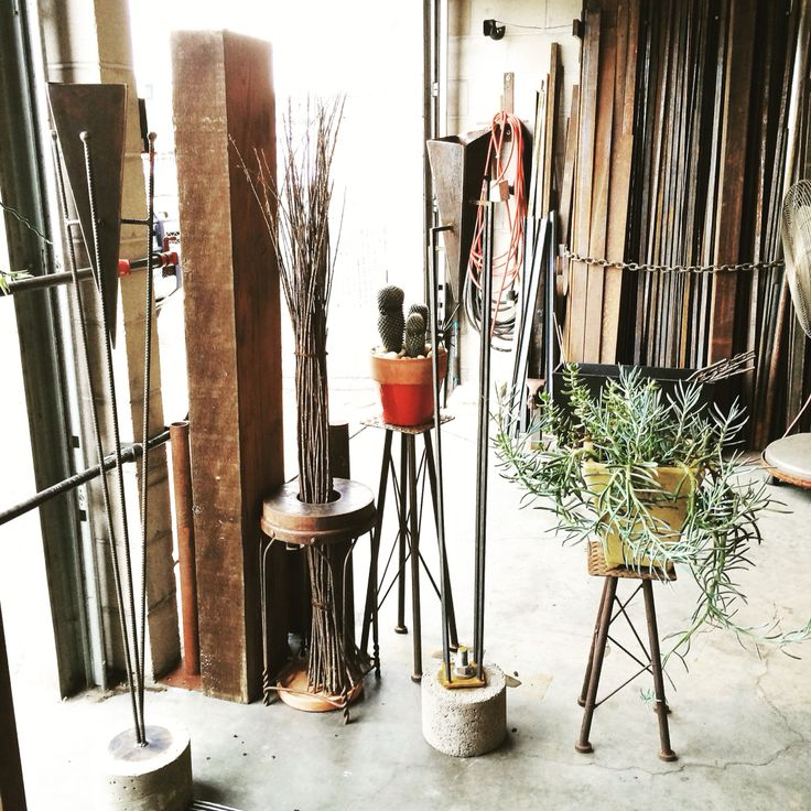 The showroom at Industrial Luxury in the East Colfax Art District