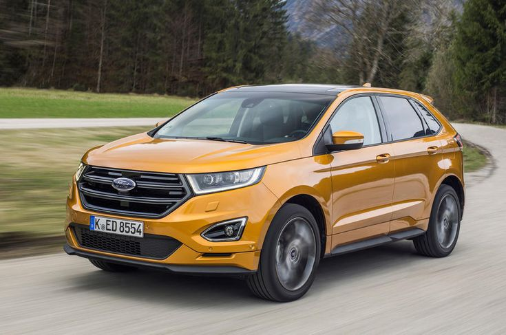 2016 Ford Edge 2.0 TDCi 210 Sport review | Autocar