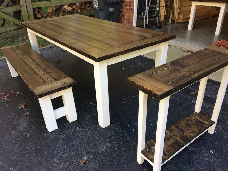 Top Ten Elegant Rustic Farmhouse Tables for Sale