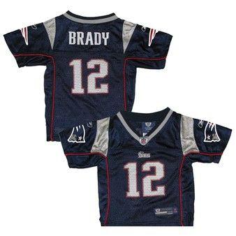 Infant Tom Brady Home Jersey