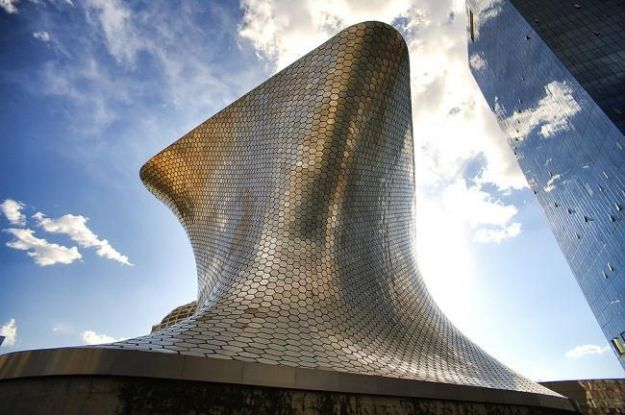 museo-soumaya Mexico