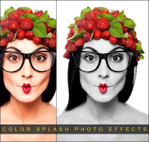 Transform your photos with Color Splash Photo Effects! Blue, red, green, orange, make your favorite color stand out in your photos! Create beautiful bright art pieces!<p>Color Splash Photo Effects is the ultimate application that allows you to create the most beautiful photography masterpieces!<p>Color Splash Photo Effects is the best color or black and white photo editor for your photos!<br>It converts your photos into classic black and white images, without changing the color information…