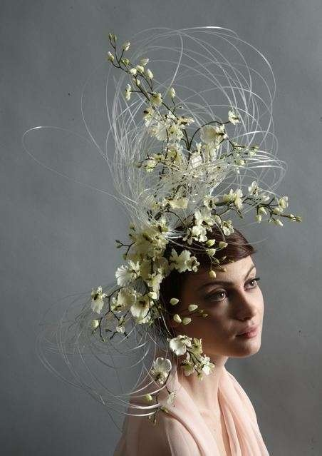 Milliner Jess Collett Hat Styles