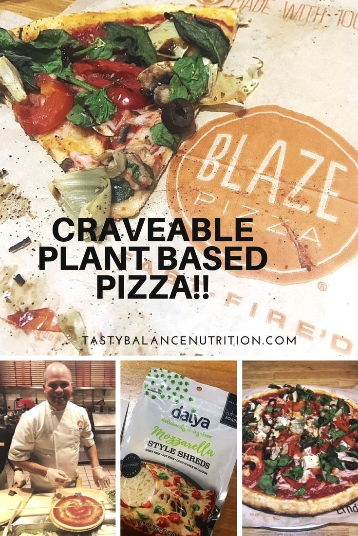 Does Blaze Pizza Have Vegan Cheese Pizza Nutrition Facts Oatmeal Nutrition Facts Nutritional Snacks