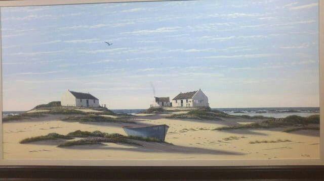 Paul Munro original south African art