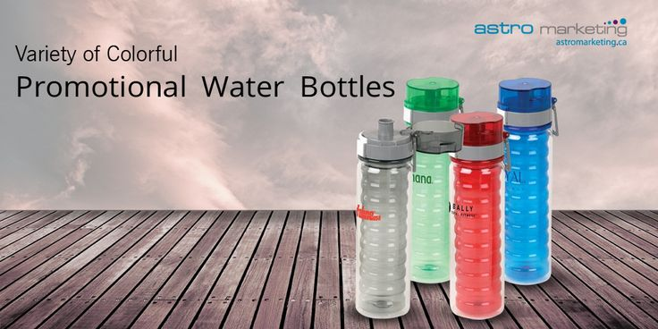 Promotional Water Bottles for Daily Use