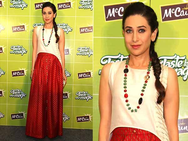 Take Indo-Western outfits tips from Karishma Kapoor!